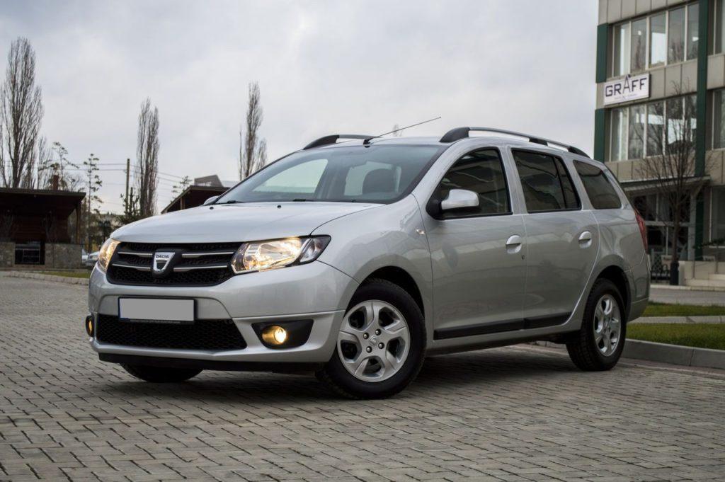 Dacia Logan MCV in chirie