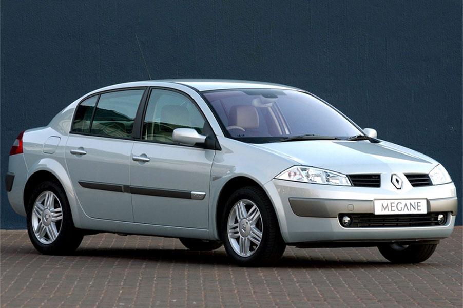Chirie Renault Megane