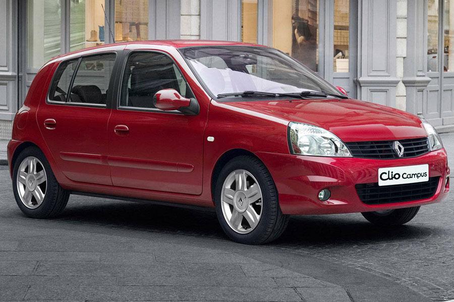Renault Clio de la 9 eur