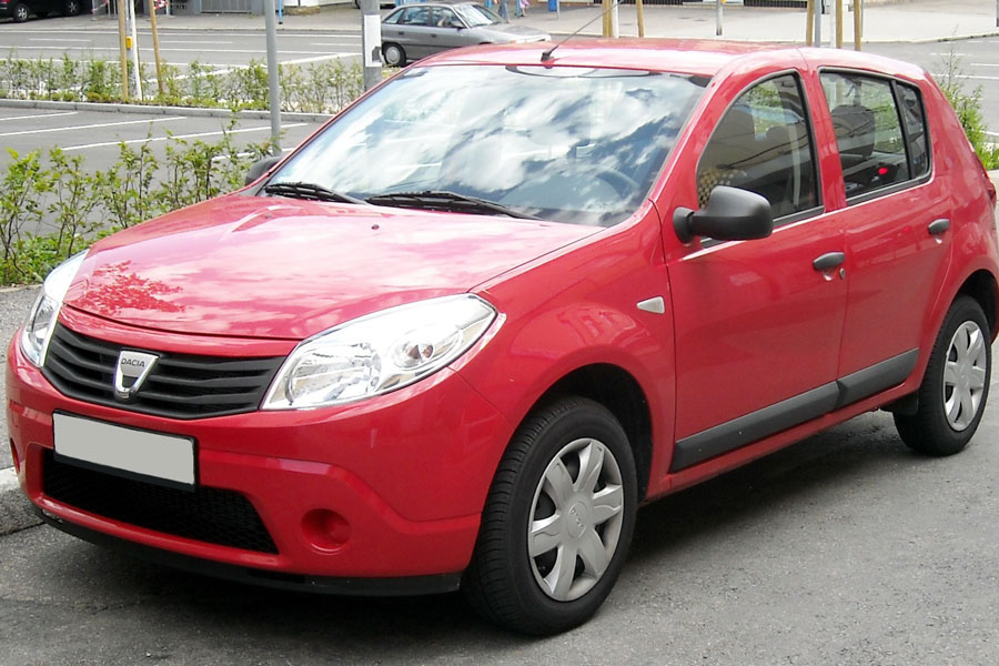 Dacia Sandero Chisinau