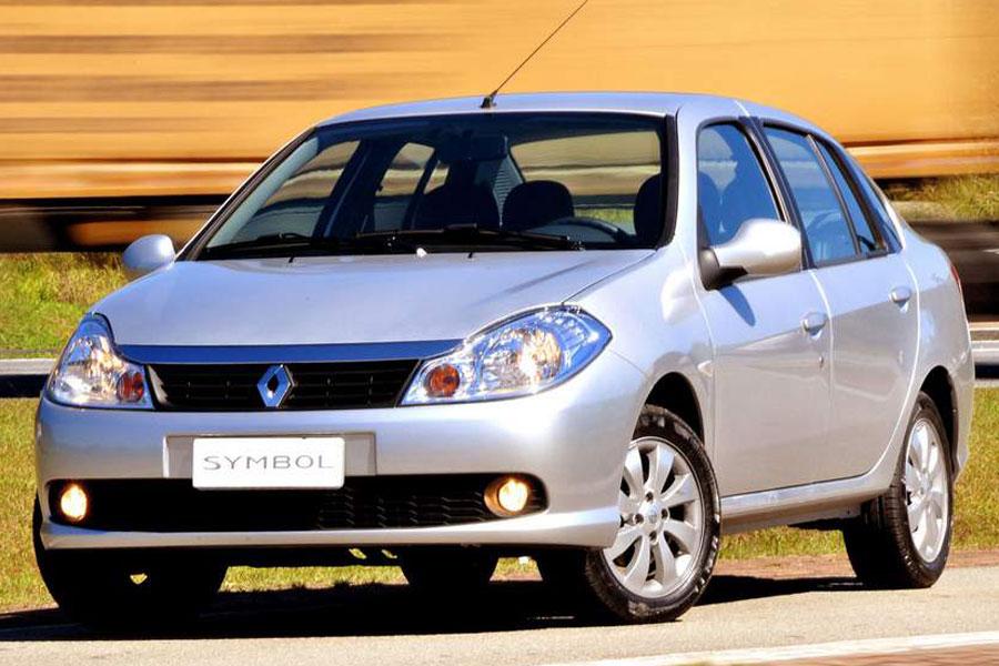 Chirie Renault Symbol